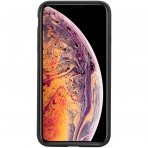 Mobiparts Rugged Tough Grip Case Apple iPhone XS Max Black